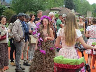 Merano Flower Festival MASSIMO SEMOLA PROGETTAZIONE GIARDINI MILANO Giardino moderno