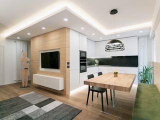 Lemayr Thomas Scandinavian style living room