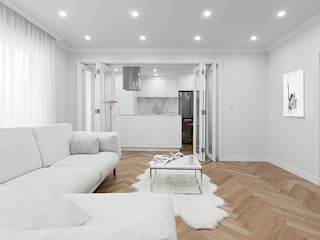 husk design 허스크디자인 Classic style living room