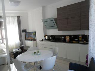 Formarredo Due design 1967 Küchenzeile Weiß