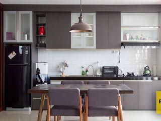 Architecture and Interior RHBW Moderne Küchen