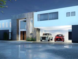 HERRADA Arquitectura Casas modernas