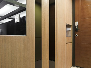禾光室內裝修設計 ─ Her Guang Design Modern style doors