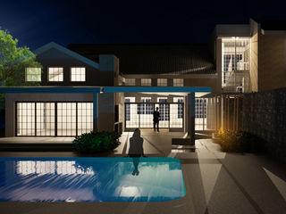 Nuclei Lifestyle Design Garden Pool