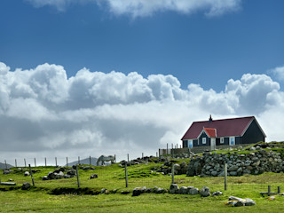2 Bedroom Wee House in Uig, Isle of Lewis The Wee House Company