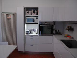 Frigerio Paolo & C. КухняОсвещение Дерево Белый