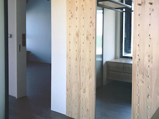 畫室內設計 Closets de estilo industrial