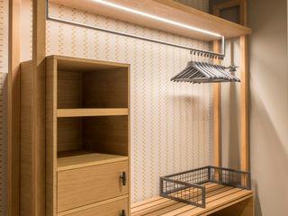 Fab Arredamenti su Misura BedroomWardrobes & closets Wood Wood effect