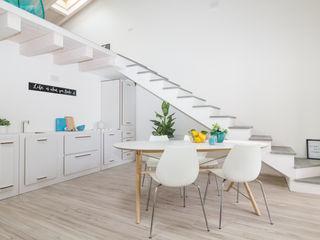 Boite Maison 現代廚房設計點子、靈感&圖片
