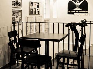 """"""" Il Gallone """"- Cocktail & Wine Bar Studio di Architettura IATTONI Negozi & Locali Commerciali"""
