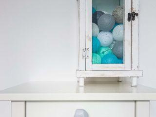 Ceramics handles – Polyhedron - colour light grey glossy glaze Viola Ceramics Studio ArtworkOther artistic objects Ceramic Grey