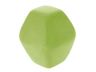 Ceramics handles - Diamond - colour lime green glaze Viola Ceramics Studio ArtworkOther artistic objects Ceramic Green