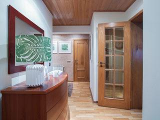 maria inês home style Mediterraner Flur, Diele & Treppenhaus