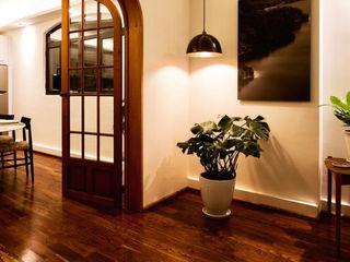Luminosa ™ غرفة السفرة فلز Metallic/Silver