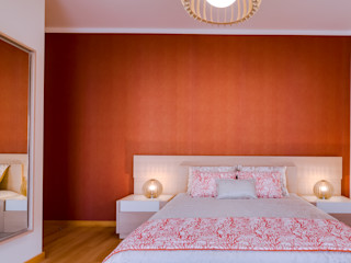 Ivo Santos Multimédia Modern style bedroom