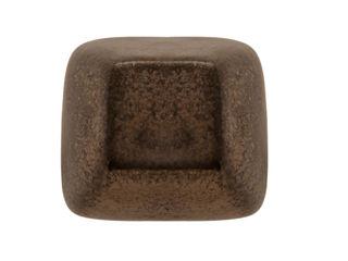 Ceramics handles - Diamond - colour old gold glossy glaze Viola Ceramics Studio ArtworkOther artistic objects Ceramic Amber/Gold