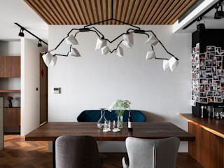 邑田空間設計 Classic style dining room