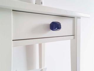 Ceramics handles - Diamond - colour cobalt glossy glaze Viola Ceramics Studio HouseholdAccessories & decoration Ceramic Blue