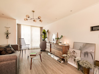 봄디자인 Modern Living Room