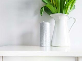 Ceramics handles – Little top – colour green lime glossy glaze Viola Ceramics Studio HouseholdAccessories & decoration Ceramic Green
