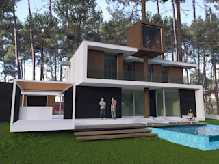 Maia e Moura Arquitectura Single family home