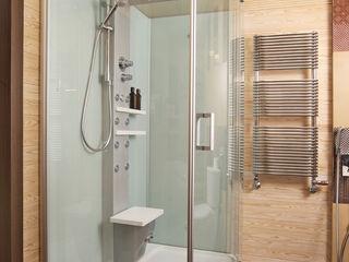 архитектурная мастерская МАРТ Country style bathroom