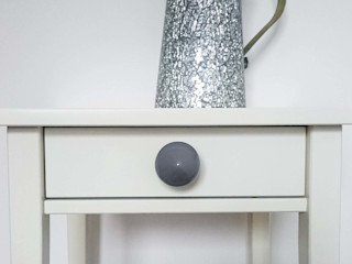 Ceramics handles – Little top – colour dark grey glossy glaze Viola Ceramics Studio 家居用品配件與裝飾品 陶器 Grey