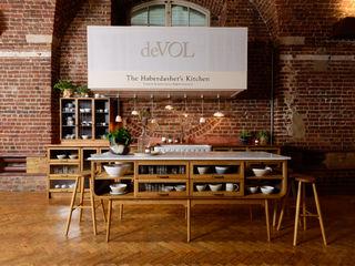 deVOL Kitchens Кухня Масив Коричневий