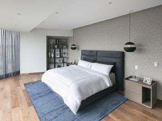 Departamento HL Concepto Taller de Arquitectura Dormitorios de estilo moderno