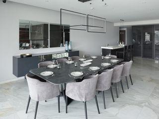 Departamento HL Concepto Taller de Arquitectura Comedores de estilo moderno