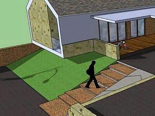 Stuck House NY project