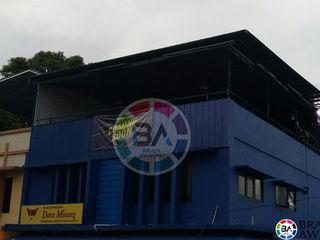 Braja Awning & Canopy 陽台、門廊與露臺 配件與裝飾品 塑膠 Transparent