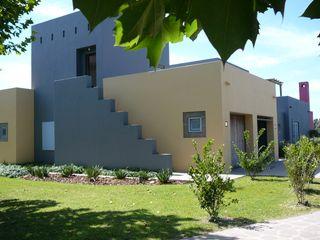Estudio Dillon Terzaghi Arquitectura - Pilar Rumah tinggal Batu Bata Grey