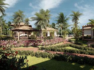 Mutabile Arquitetura Jardin avant