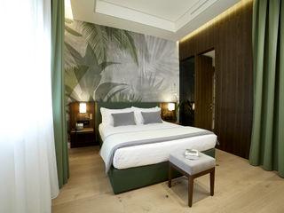 Messori Suites, Giacomini hotel Firenze Studio Vesce Architettura Hotel moderni