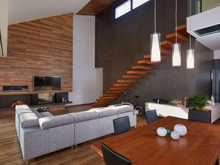 Unifamiliar, decoración salón comedor. Ideas Interiorismo Exclusivo, SLU Comedores modernos