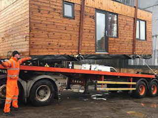 Building regulation compliant holiday lodges Building With Frames Prefabricated home Wood