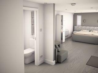 Building regulation compliant holiday lodges Building With Frames Modern Bedroom