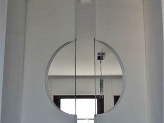 RISTRUTTURAZIONE PARZIALE APPARTAMENTO 140 mq Milano sud-ovest HBstudio Porte in legno Legno Bianco
