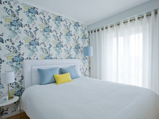 maria inês home style Moderne Schlafzimmer