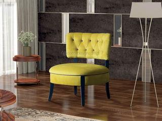 Decordesign Interiores ВітальняТабурети та стільці