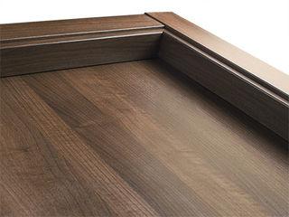 Grupo KORIVAR Windows & doors Doors Komposit Kayu-Plastik Wood effect