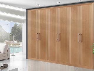 Grupo KORIVAR Dressing roomWardrobes & drawers Chipboard Wood effect