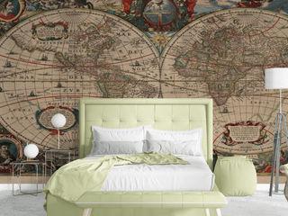 Crearreda 家居用品配件與裝飾品 塑木複合材料 Multicolored