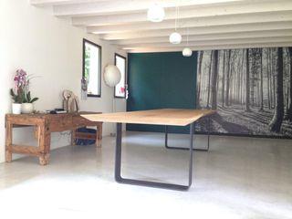 Architetti Baggio Esszimmer im Landhausstil