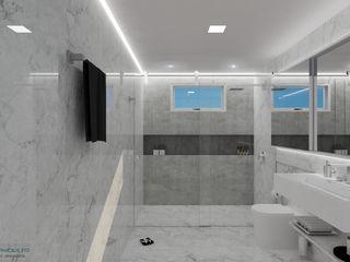 ITOARQUITETURA 衛浴裝飾品 大理石 White