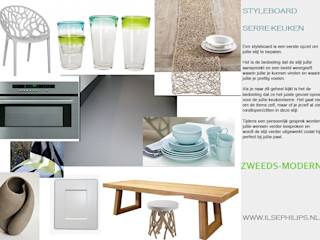 Styleboard Zweeds-Modern ilsephilips