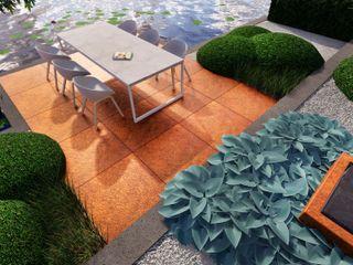 3D tuinrenders BMT
