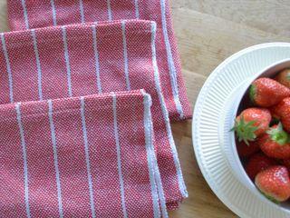 Handwoven towel Luva ilsephilips KeukenAccessoires & textiel