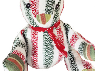 Handwoven Teddy bear ilsephilips KinderkamerAccessoires & decoratie